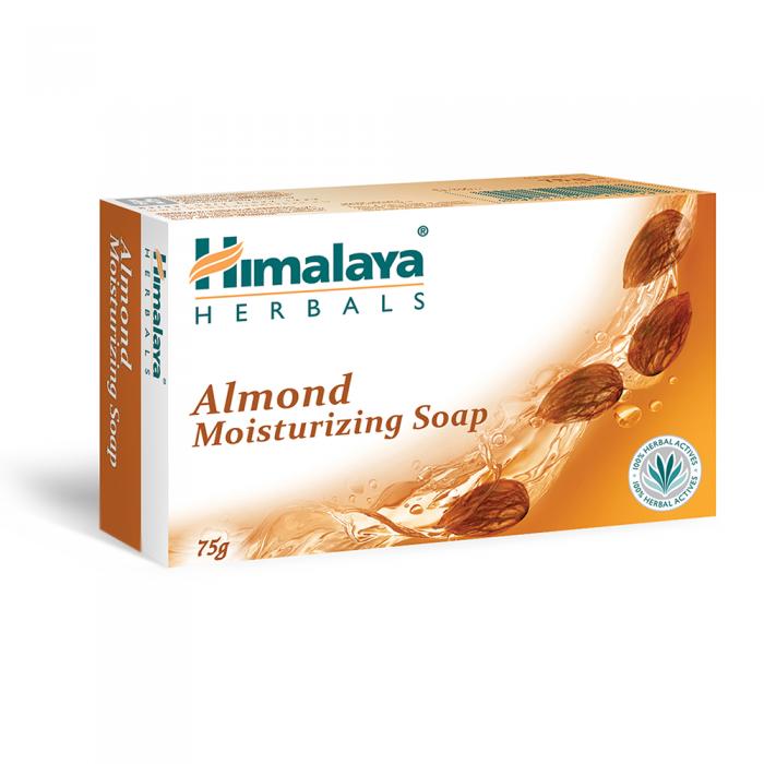 Sapun Hidratant cu Migdale 75 g Himalaya [0]