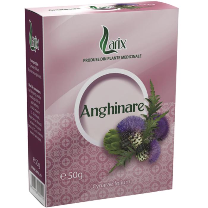 Ceai Anghinare 50 g Larix 0