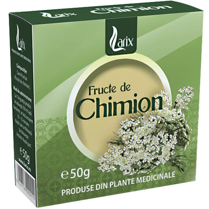 Ceai Chimion 50 g Larix 0