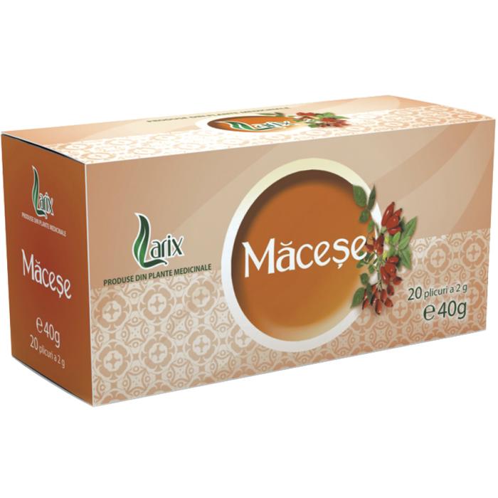 Ceai Macese 20 plicuri Larix 0
