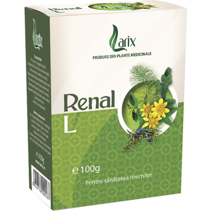 Ceai Renal - L 100 g Larix 0
