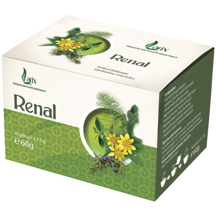 Ceai Renal 40 plicuri Larix 0