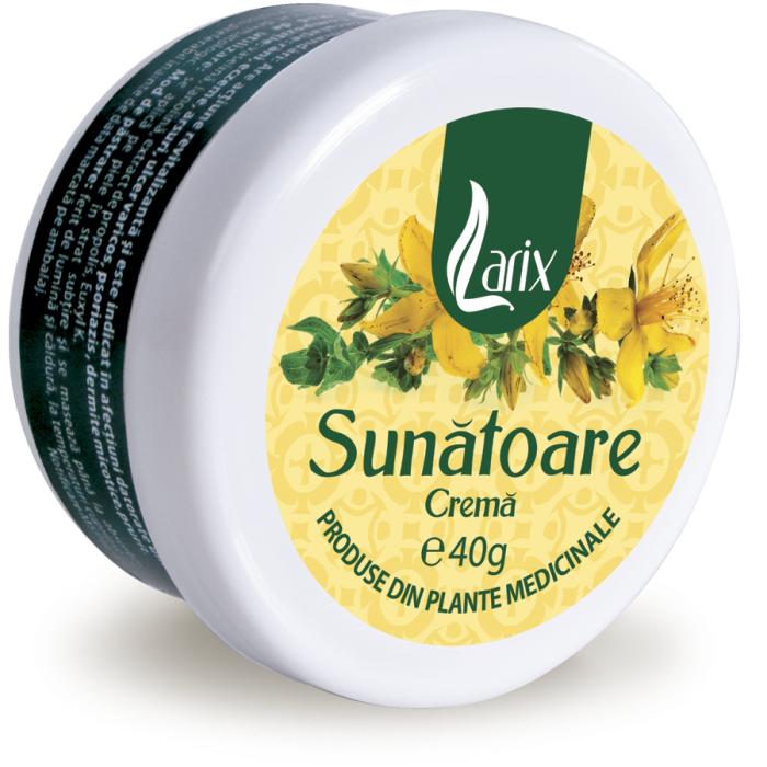 Crema Sunatoare 40 g Larix 0