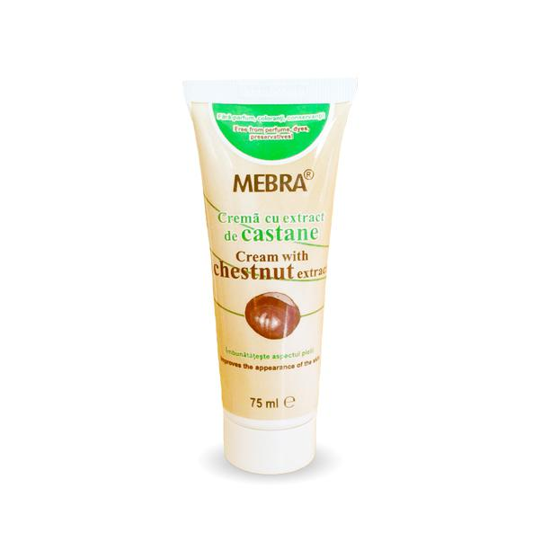 Crema Extract Castane 75 ml Mebra 0