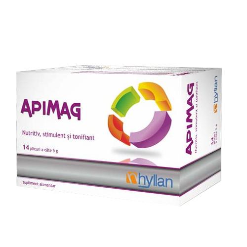 Hyllan Apimag  x 14 pl - Hyllan Pharma 0