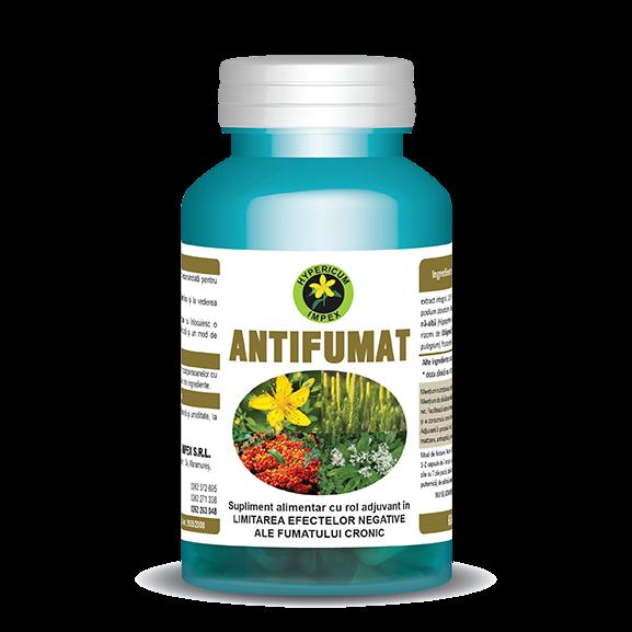 Antifumat 60 cps Hypericum 0