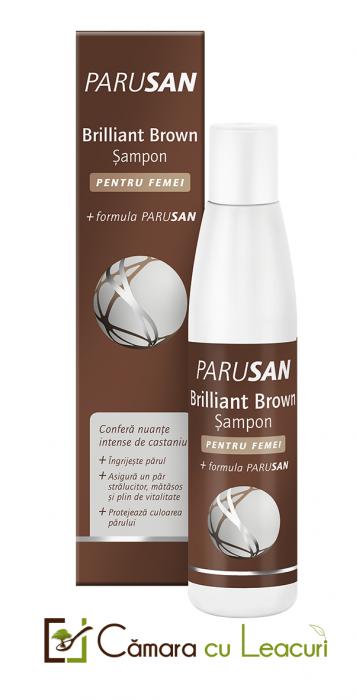 Parusan Sampon Parusan Brilliant Brown x 200 ml [0]