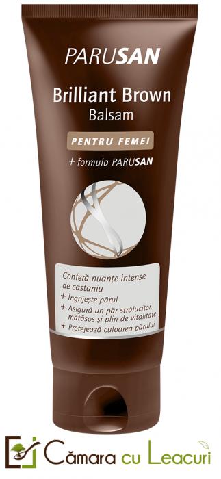 Parusan Balsam Parusan Brilliant Brown x 200 ml [0]