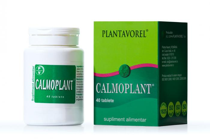 Calmoplant 40 tb Plantavorel [0]
