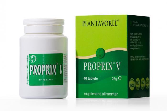 Proprin V 40 tb Plantavorel 0