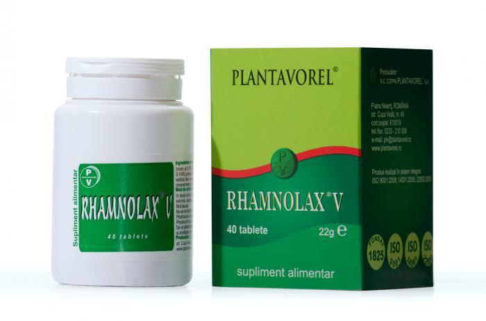 Rhamnolax V 40 tb Plantavorel 0