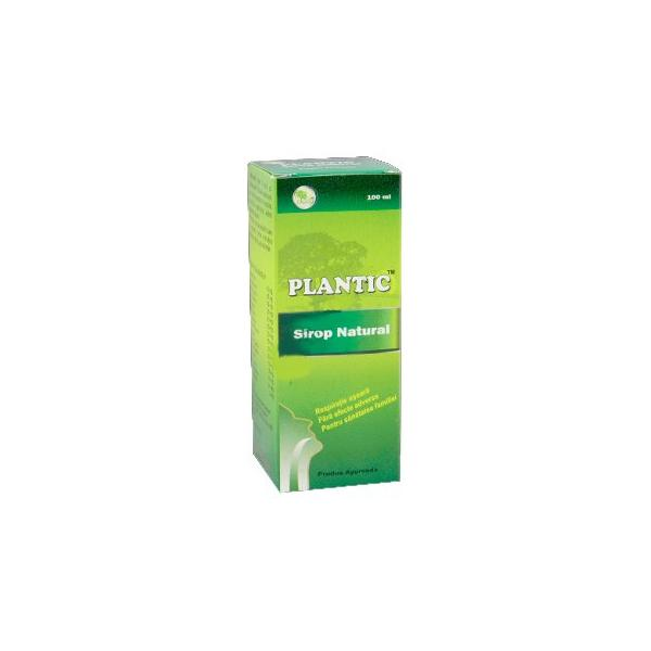 Sirop Antitusiv 60 ml Plantic 0
