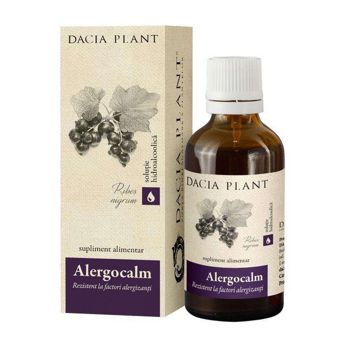 Alergocalm Tinctura 50 ml Dacia Plant [0]