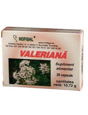 Valeriana 40 cps Hofigal 0