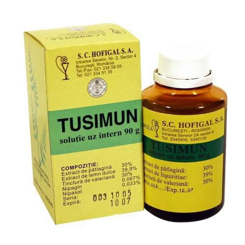 Tusimun 100 ml Hofigal 0