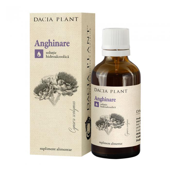 Tinctura Anghinare 50 ml Dacia Plant 0