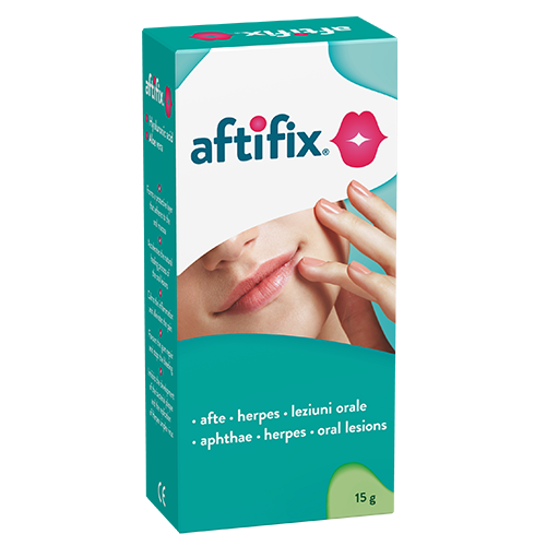 Aftifix - gel oral - 15 g Fiterman Pharma 0