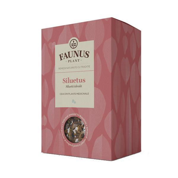 Ceai Silueta Ideala - Siluetus - 90 g Faunus Plant 0
