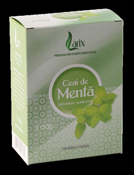 Ceai Menta 50 g Larix 0