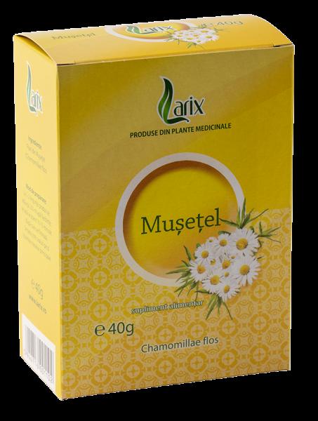 Ceai musetel x 50 g Larix 0