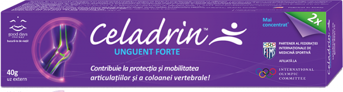 Celadrin Unguent Forte 40 gr Good Days 0