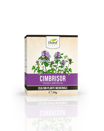 Ceai de Cimbrisor 50g Dorel Plant 0