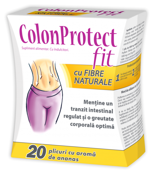 Colonprotect Fit x 20 plicuri Zdrovit 0