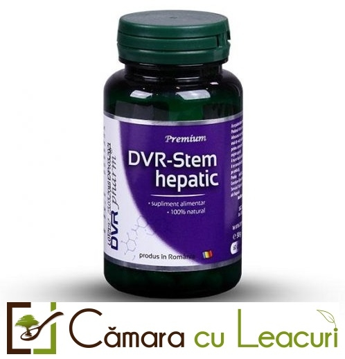 Stem Hepatic x 60 cpr DVR PHARM [0]