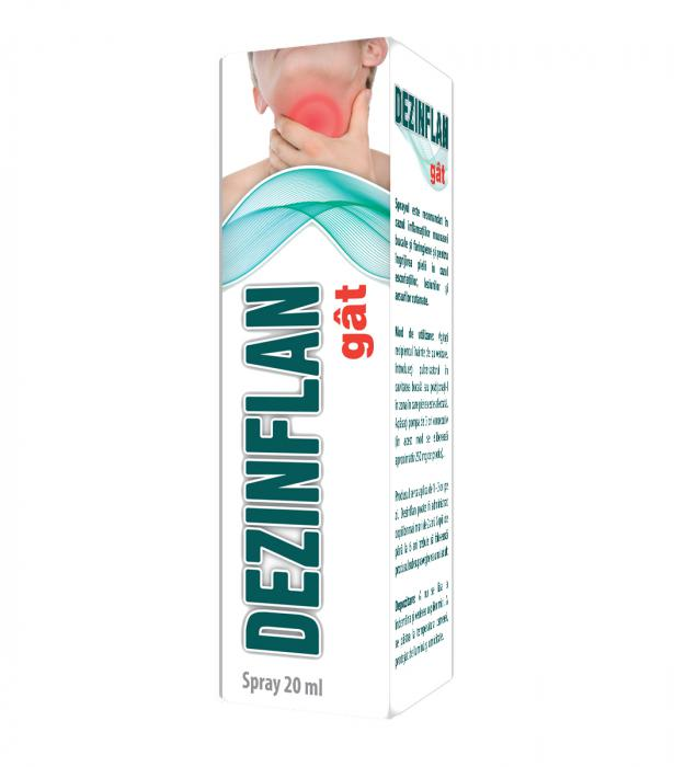 Dezinflan Spray 20 ml Zdrovit 0