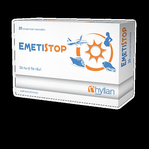 Hyllan Emetistop x 20 cpr mast. - Hyllan Pharma 0