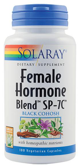 Female Hormone Blend x100 cps Secom 0