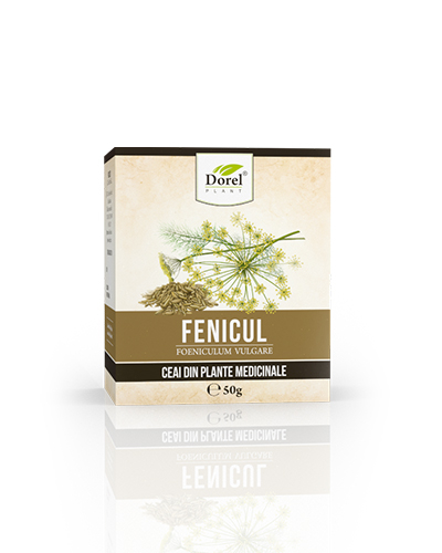 Ceai de Fenicul 50g Dorel Plant 0