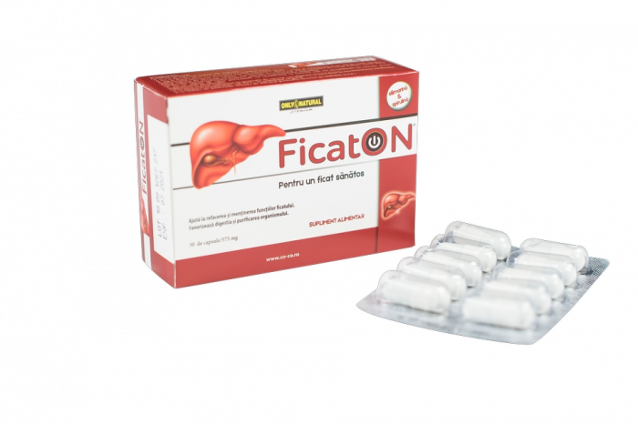 On Ficaton  575mg 30cps CO&CO Consumer 0