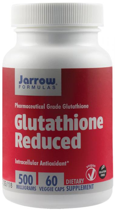 Glutathione Reduced 500 mg x60 cps Secom 0