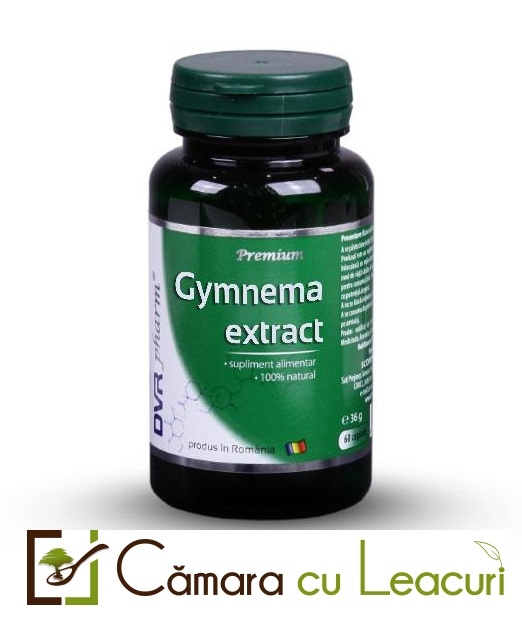 Gymnema Extract X 60 cps DVR PHARM [0]