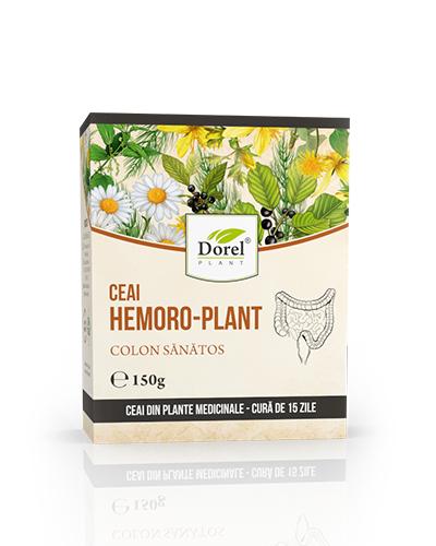 Ceai Hemoro Plant (colon sanatos) Dorel Plant 0