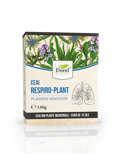Ceai Respiro Plant (plamani sanatosi) Dorel Plant 0