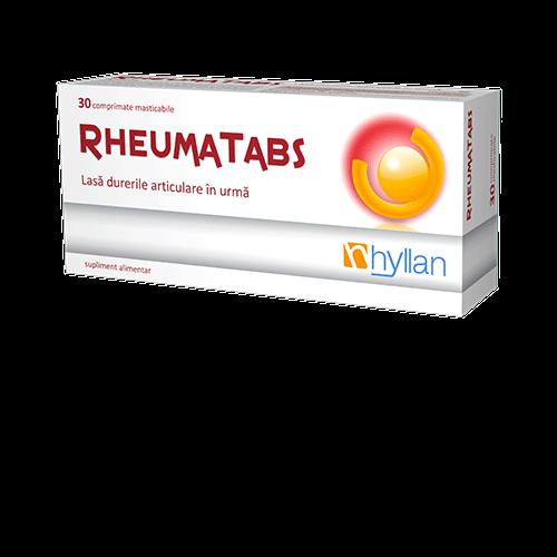 Rheumatabs x 30 cpr mast. - Hyllan Pharma 0