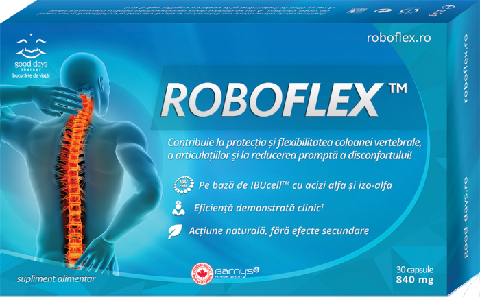 Roboflex 30 cps Good Days 0