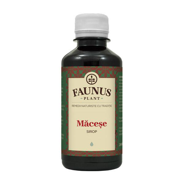 Sirop Macese 200 ml Faunus Plant 0