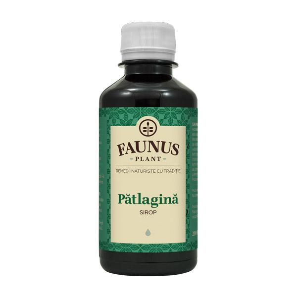 Sirop Patlagina 200 ml Faunus Plant 0