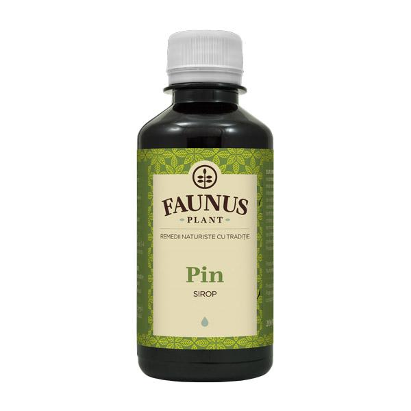 Sirop Pin 200 ml Faunus Plant 0