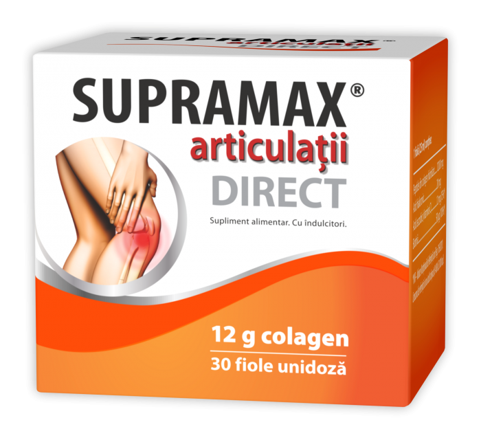 Supramax articulaţii direct*30 fiole - Zdrovit 0
