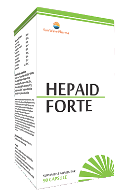 Hepaid Forte 90 cps Sun Wave 0