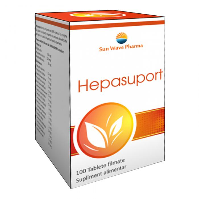 Hepasuport 100 tb Sun Wave 0