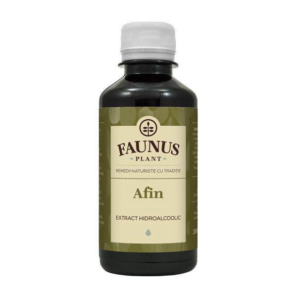 Tinctura Afin 200 ml Faunus Plant [0]