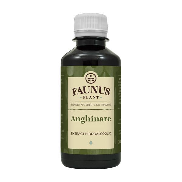 Tinctura Anghinare 200 ml Faunus Plant 0