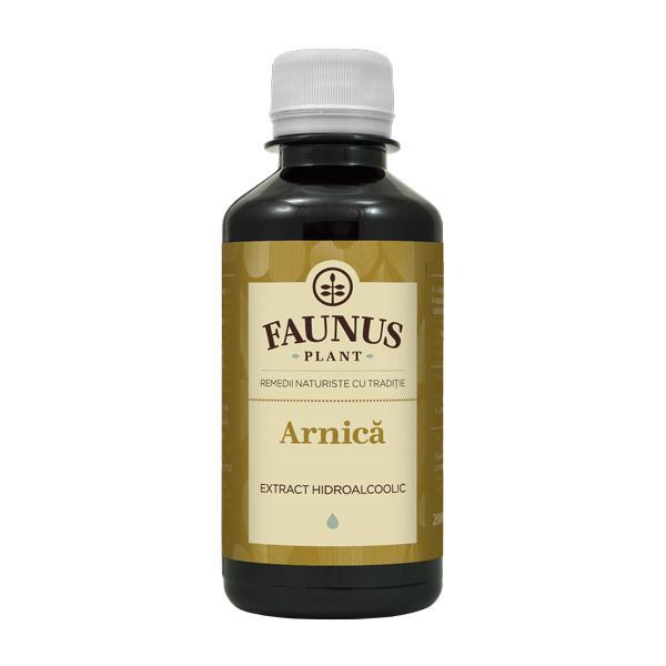 Tinctura Arnica 200 ml Faunus Plant 0