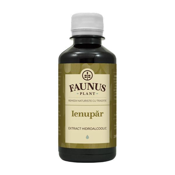 Tinctura Ienupar 200 ml Faunus Plant [0]