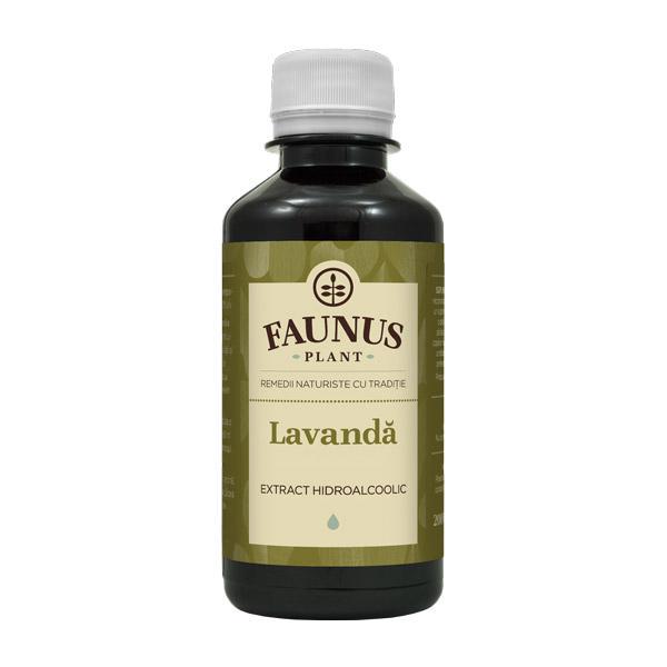 Tinctura Lavanda 200 ml Faunus Plant 0